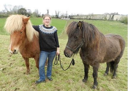 Camille herbet équitation balade cheval